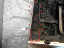 2005 Mazda 3 SP23 Hatch LHF Brake Caliper S/N# V6941 BI9582