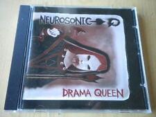 Neurosonic Drama queen CD 2006 rock metal Canada Fearless Are Solar Boneheads