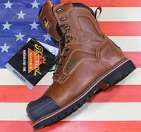 "Thorogood CHEVRON 8"" Waterproof Composite Safety Toe Work FACT 2nd Boot 804-4285"