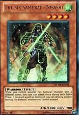 The Six Samurai - Nisashi X 3 RYMP-EN091 Ultra Yugioh