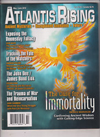 Atlantis Rising Mag The Case For Immortality May/June 2010 013120nonr