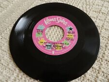 GENE VINCENT  THE DAY THE WORLD TURNED BLUE/I LOVE THEM OLD SONGS KAMA SUTRA 518