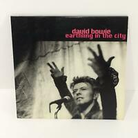 David Bowie Earthling In The City Audio CD