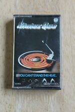 STATUS QUO IF YOU CAN'T STAND THE HEAT CASSETTE TAPE 1978 PAPER LABEL