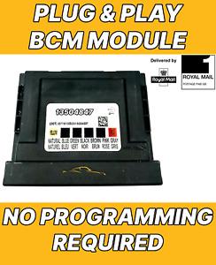 VAUXHALL ASTRA J PLUG & PLAY BCM BODY CONTROL MODULE 13504847 NO CODING NEEDED