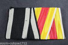 Bandspange pour EKII et Militaire Karl Friedrich Ordre du mérite