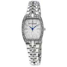 Wittnauer Crystal Pave Dial Ladies Watch WN4016