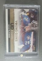 2013-14 Upper Deck Canvas #C114 Nathan MacKinnon Young Guns RC Rookie Avalanche