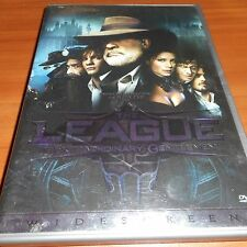 The League of Extraordinary Gentlemen (DVD, 2003, Widescreen) Sean Connery Used