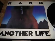 KANO ANOTHER LIFE REMIX 1983 CGD RECORDS NCB PRESSED IN FINLAND 33 RPM 6 TRACKS*