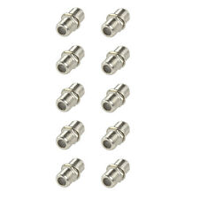 10x F Connector Socket to F Connector Socket, Coupler
