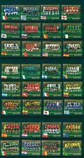 Madagascar Soccer World Cup Brasil FIFA 2014 National Teams set 32 MNH stamps