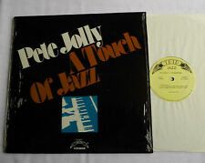 Pete JOLLY A touch of jazz USA LP TRIP TLP-5817 - in shrink - NMINT