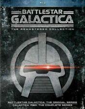 Battlestar Galactica The Remastered Collection - Blu-ray Region 1