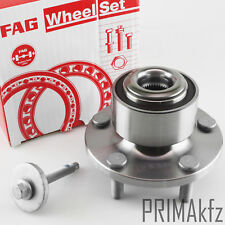 FAG 713678790 Wheel Bearing Hub Front FRONT AXLE Ford C - MAX FOCUS II with ABS