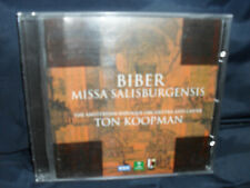 Biber – Missa Salisburgensis -Koopman