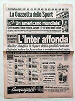 GAZZETTA DELLO SPORT 5 9 1983 GREG LEMOND WORLD CHAMPION CICLISMO CAMPIONE MONDO