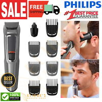Philips 3000 Mens Hair Clipper Cordless All-In-One Trimmer Grooming Beard Kit