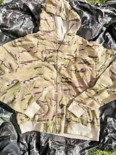 ARMy  BIKER  DPM Zipped  100% COTTON mtp CAMO Hoodie xl  CAMOUFLAGE