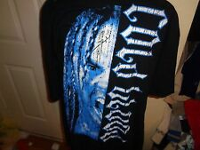 3XL wrestling Jeff Hardy TNA Wrestling Cold Blood Bloodline immortal WWE t-shirt