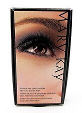 Mary Kay- Mineral Eye Color Bundle- Beautiful Brown Eyes