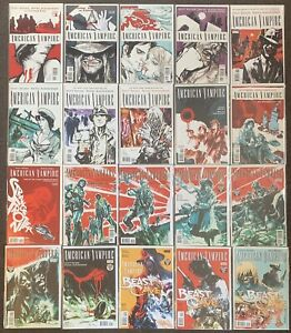 37 American Vampire #1-4,6-34 Second Cycle #1 Anthology Long Road To Hell Nm