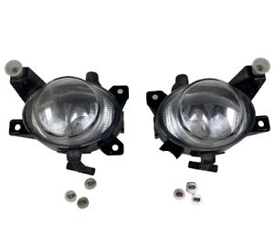 OEM Saab 2008 2009 2010 2011 9-3 Fog Light Lamp Pair Set LH RH 12777400 12777401