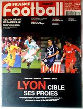 FRANCE FOOTBALL 14/06/2005; Transfert Oruma/ Maradona/ Interview Desailly