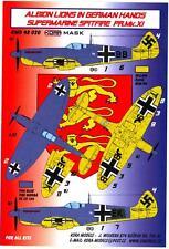 KORA Models PAINT MASKS 1/48 SUPERMARINE SPITFIRE PR.Mk.XI IN GERMAN HANDS