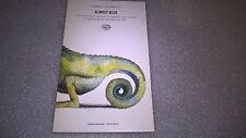 Almost blue - Carlo Lucarelli - Einaudi – 1997
