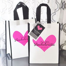 16 Personalized Bachelorette Party Wedding Gift Bags