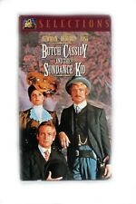 Butch Cassidy and the Sundance Kid vhs/Robert Redford/Paul Newman/Katharine Ross