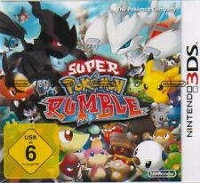 Nintendo 3ds Super Pokemon Rumble USATO COME NUOVO