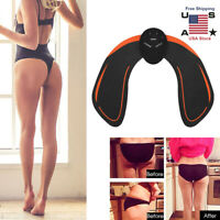 Smart Muscle Trainer Stimulator EMS Hip Buttocks Lifting Training ABS Machine US