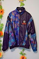Diesel  RARE 90s Vintage great print shell jacket hipster festival