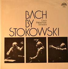 """BACH BY STOKOWSKI 12"""" LP (L227)"""