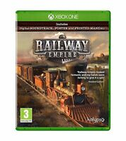 Railway Empire For XBOX One (New & Sealed)