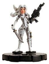 Heroclix Mutant Mayhem - #036 Silver Sable