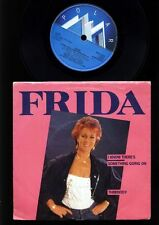 Abba-Frida-I know there's something going on - 7 Inch Vinyl Single-Sweden