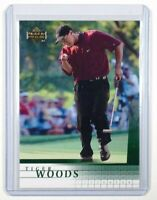 2001 Upper Deck Tiger Woods Rookie #1 RC