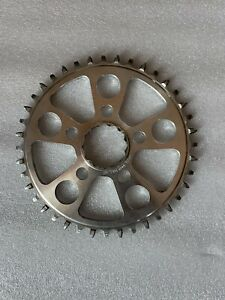 White Industries TSR 40t Chainring - for MR30 Crankset  chain wheel  SILVER