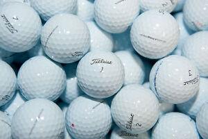50 Titleist Pro V1 MINT / Near Mint Grade Golf Balls