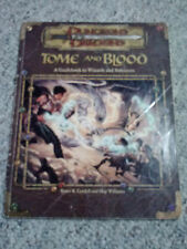 D&D Dungeons and Dragons Tome And Blood Softcover