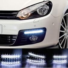 Car Fog Drive LED Light Strip Day Signal Bulb Lamp DRL Lights Waterproof 12V