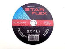 Trennscheibe 230x2mm für Edelstahl Inox Metall Stahl Trennscheiben Flexscheiben