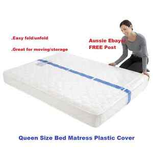 2Queen+2Single+1Lounge+3Seaters Protect Plastic Cover Moving&Storage Bag