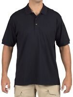 5.11 Tactical Men's Jersey Short-Sleeve Polo T-Shirt Pockets, Style 71182, L