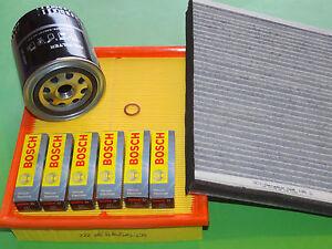 gr. Inspektionspaket Filtersatz Filterset VW Passat (3BG) 2.8 V6 Benziner