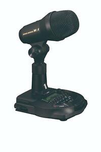Yaesu M-1 Reference  High End Tischmikrofon mit Grafik Equalizer