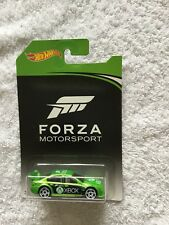 Hot Wheels Forza Motorsport Xbox Ford Falcon Race Car NEW